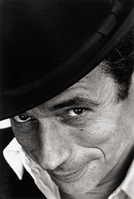 Sieff, Jeanloup: Yves Montand, Paris 1961